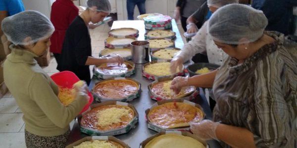 Conservatório comemora balanço positivo da Pizza Solidária
