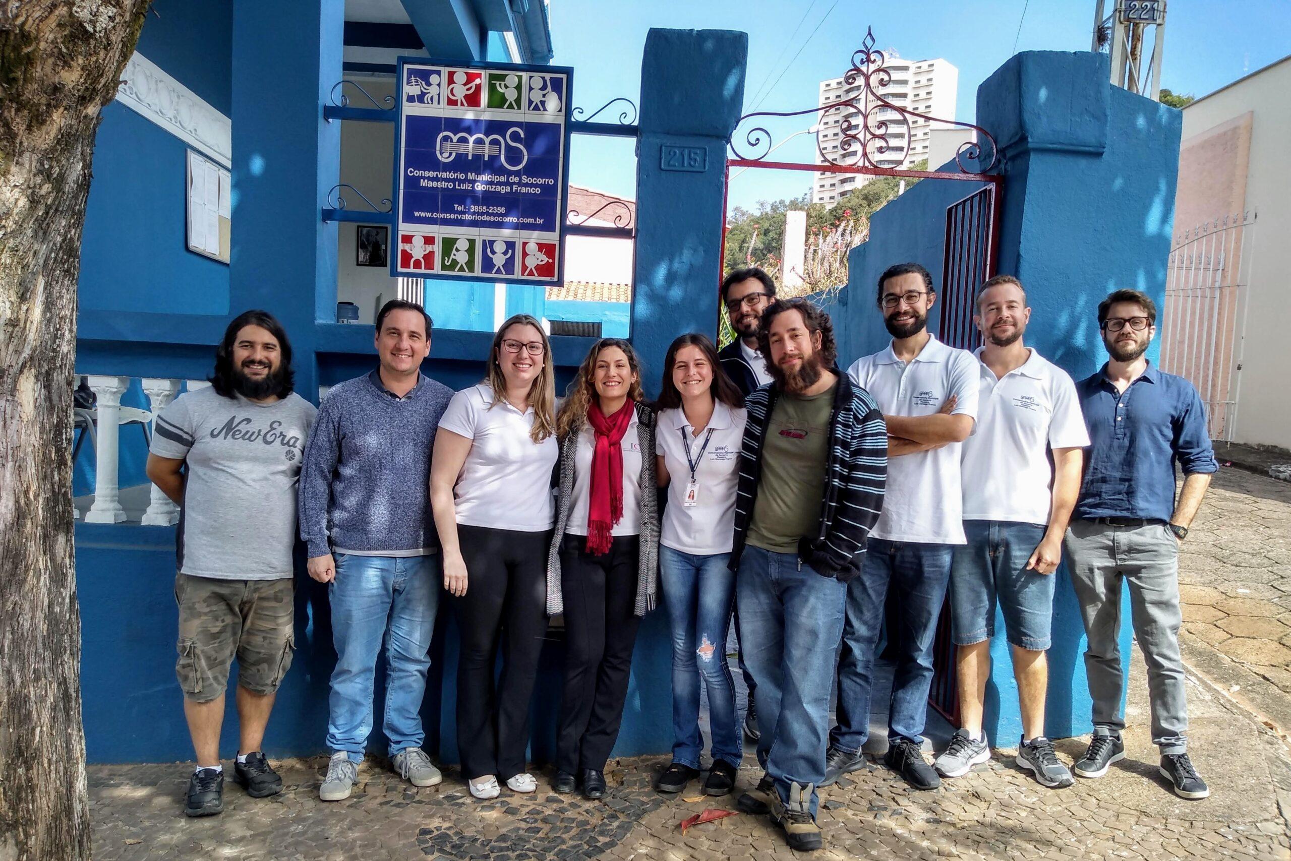 CONSERVATÓRIO MUNICIPAL DE SOCORRO COMEMORA 10 ANOS!