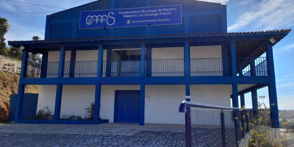 Conservatório Municipal de Socorro Prorroga inscrições do Processo Seletivo